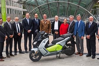 Las motos eléctricas a debate en Europa