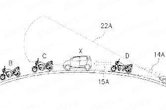 Patentes: Suzuki y su visión de los vehículos conectados
