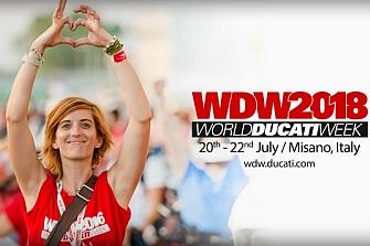 Ya hay fecha para el World Ducati Week 2018