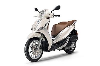 Riesgo de rotura del chasis en las Piaggio Medley 125/150