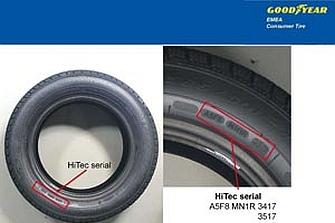 Riesgo de pérdida de presión en los neumáticos DEBICA