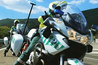 Las motos de la Guardia Civil incorporarán 60 nuevos radares móviles