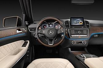 Problemas en el parabrisas de los Mercedes-Benz GLE y GLS