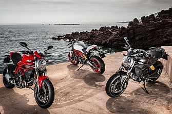 Red Friday Ducati!