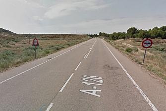 Piden más inversión en carreteras por parte del Gobierno aragonés
