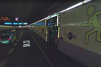 Madrid cierra la M-30 para el simulacro anual de emergencia