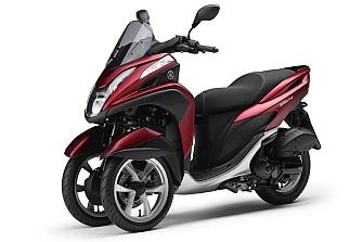 Riesgo de parada del motor en las Yamaha Tricity y Tricity ABS