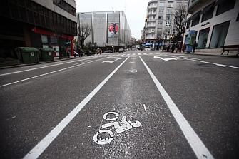 El número de motos en Vigo se incrementa un 33% en 10 años