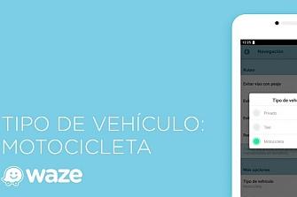 Waze tiene una versión para motociclistas