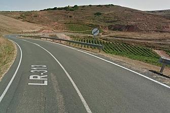 La Rioja mejora la seguridad vial de la LR-313