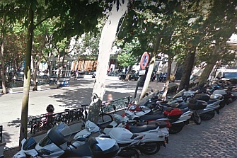Multas a quemarropa en Cádiz