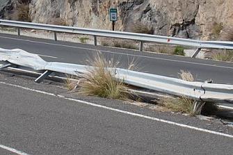 Fomento desmiente el incremento de siniestralidad en sus carreteras
