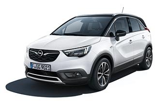 Riesgo de parada del motor en los Opel Crossland X
