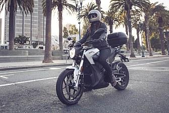 Zero Motorcycles lanza un modelo de 11 kW para Europa