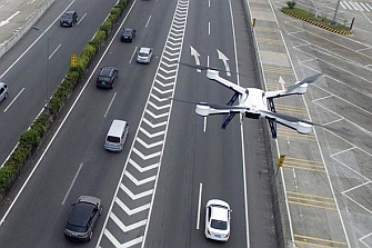 Los drones de Tráfico llegarán en 2019