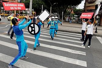 Colombia acoge el I Congreso Internacional de Seguridad Vial
