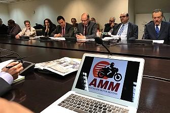 Segunda reunión con el Ayuntamiento de Madrid