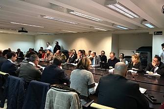 Reunión con el Ayuntamiento de Madrid