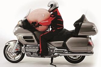 Riesgo de estallido del airbag en las Honda GL1800A Goldwing