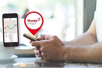 Honda se alía con Orange para el sistema Mapit