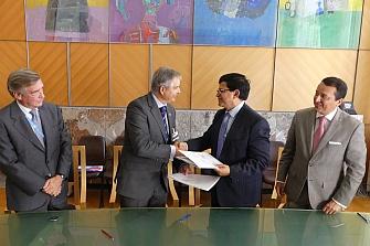 La ONU crea el primer centro de Seguridad Vial en suelo español