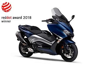 Yamaha gana siete premios de diseño consecutivos