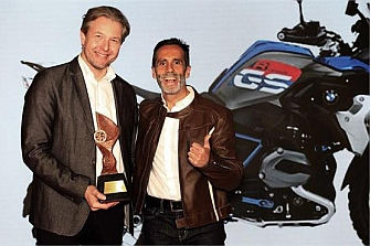 La BMW R 1200GS gana los `Schibsted Motor Awards´