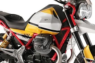 Confirman la comercialización de la Moto Guzzi V85 para 2019