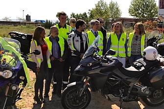 Nuevo Plan de Carreteras para Mejorar la Seguridad de los Motociclistas de la Comunidad de Madrid