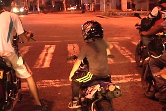 Juventud y percepción del riesgo en la conducción