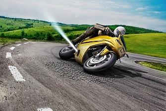Bosch ya piensa en cohetes laterales para motos