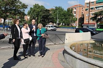 Hacia la progresiva peatonalización de las calles de Madrid