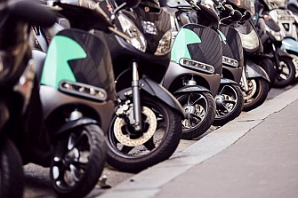 Madrid duplicará el parque de motos compartidas en 2018