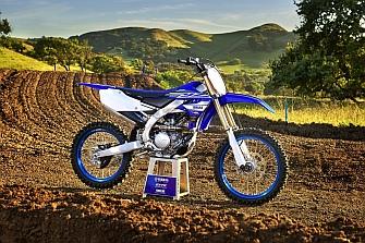 Yamaha YZF250F 2019