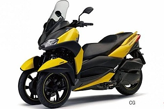 Yamaha Tricity 250, el próximo paso según Young Machine