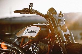 Indian confirma la producción de la Scout FTR1200 Concept