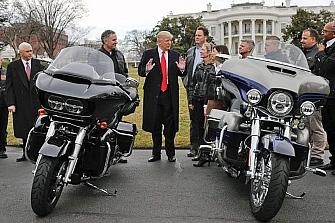 La Unión Europea impone aranceles a Harley-Davidson e Indian