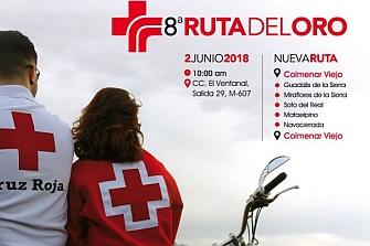 La Ruta del Oro de Cruz Roja con la colaboración de la AMM