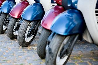 Caen las ventas de motocicletas de ocasión