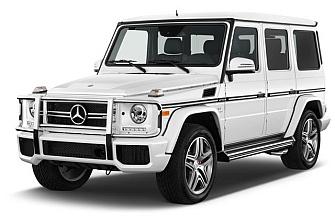 Fallo en la dirección de los Mercedes Benz G-Class
