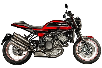Moto Morini Milano: 30 unidades en edición limitada