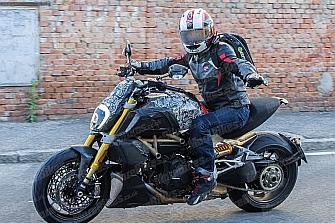 Fotos Espía: Ducati Diavel 2019