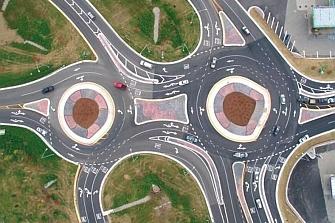 ¿Quién entiende a las rotondas?