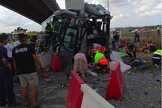 ¿Accidente inevitable,  tragedia evitable?  Accidente de autobús de Avilés