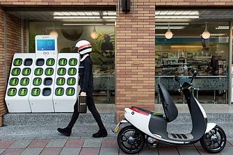 Yamaha y Gogoro se unen en torno a las baterías intercambiables