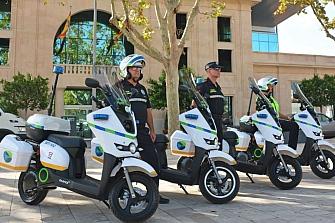 Los puertos de las Baleares adquieren scooter eléctricos