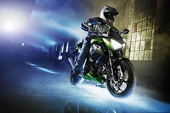 Z400, la sorpresa de Kawasaki para 2019