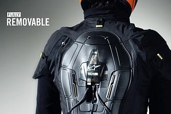 KTM PowerWear Tech-Air Ready para mantener nuestro torso a salvo