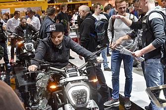 INTERMOT nos muestra el dinamismo de la industria de la moto en Europa
