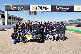 UMA Racing Team logra la victoria en la categoría `Electric´de MotoStudent 2018